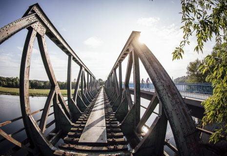 Der RuhrtalRadweg****