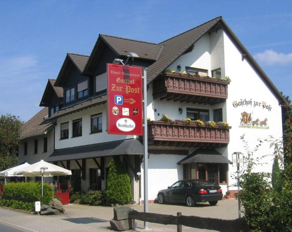 Aussen Gasthof Zur Post